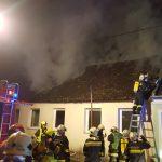 Wohnhausbrand (B3) – Gaweinstal (Scheicherstraße)