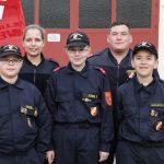 Wissenstest Feuerwehrjugend – Wilfersdorf