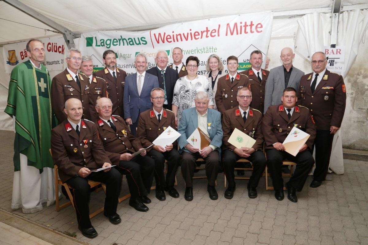 FF Heuriger & 140 Jahre FF Martinsdorf (Rückblick) - 16. und 17. Juni